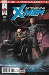 Cover Thumbnail for Astonishing X-Men (2017 series) #7 [Second Printing - Mike Deodato Jr.]