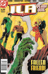 Cover Thumbnail for JLA: Year One (1998 series) #10 [Newsstand]