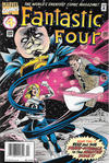 Cover Thumbnail for Fantastic Four (1961 series) #399 [Newsstand]