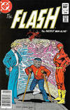 Cover for The Flash (DC, 1959 series) #317 [Newsstand]
