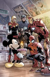 Cover Thumbnail for Marvel Comics (2019 series) #1000 [D23 Convention Exclusive Cover]