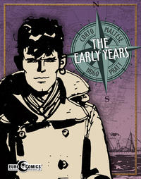 Cover Thumbnail for Corto Maltese (IDW, 2014 series) #1 - The Early Years