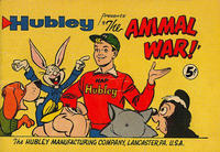 Cover Thumbnail for Hubley Presents the Animal War (American Comics Group, 1957 series)