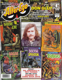 Cover Thumbnail for Alter Ego (TwoMorrows Publishing, 1999 series) #143