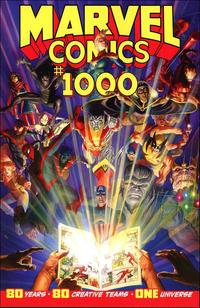 Cover Thumbnail for Marvel Comics (Marvel, 2019 series) #1000