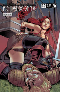 Cover Thumbnail for Belladonna: Fire and Fury (Avatar Press, 2017 series) #12