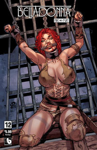 Cover for Belladonna: Fire and Fury (Avatar Press, 2017 series) #12
