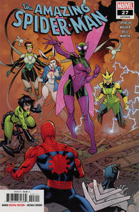 Cover Thumbnail for Amazing Spider-Man (Marvel, 2018 series) #27 (828)