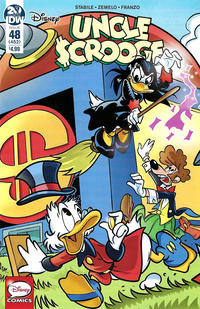 Cover Thumbnail for Uncle Scrooge (IDW, 2015 series) #48 / 452