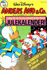 Cover Thumbnail for Anders And & Co. (Egmont, 1949 series) #48/1979
