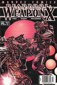 Cover Thumbnail for Deadpool (Marvel, 1997 series) #59 [Newsstand]