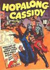 Cover for Hopalong Cassidy (Fawcett, 1943 series) #1