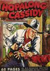 Cover for Hopalong Cassidy (Fawcett, 1946 series) #2