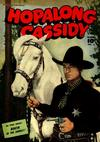 Cover for Hopalong Cassidy (Fawcett, 1946 series) #5