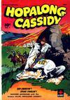 Cover for Hopalong Cassidy (Fawcett, 1946 series) #7