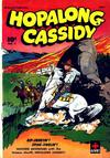 Cover for Hopalong Cassidy (Fawcett, 1946 series) #7