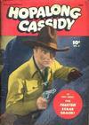Cover for Hopalong Cassidy (Fawcett, 1946 series) #8