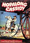 Cover for Hopalong Cassidy (Fawcett, 1946 series) #10