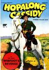 Cover for Hopalong Cassidy (Fawcett, 1946 series) #16