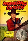 Cover for Hopalong Cassidy (Fawcett, 1946 series) #17