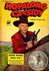 Cover for Hopalong Cassidy (Fawcett, 1946 series) #17