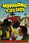 Cover for Hopalong Cassidy (Fawcett, 1946 series) #22