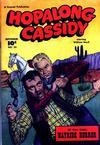 Cover for Hopalong Cassidy (Fawcett, 1946 series) #23