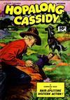 Cover for Hopalong Cassidy (Fawcett, 1946 series) #25