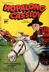 Cover for Hopalong Cassidy (Fawcett, 1946 series) #27