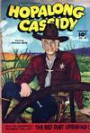 Cover for Hopalong Cassidy (Fawcett, 1946 series) #28