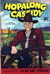 Cover for Hopalong Cassidy (Fawcett, 1946 series) #28