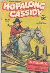 Cover for Hopalong Cassidy (Fawcett, 1946 series) #31