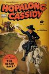 Cover for Hopalong Cassidy (Fawcett, 1946 series) #33