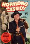 Cover for Hopalong Cassidy (Fawcett, 1946 series) #35