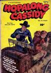 Cover for Hopalong Cassidy (Fawcett, 1946 series) #39
