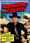 Cover for Hopalong Cassidy (Fawcett, 1946 series) #49