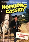 Cover for Hopalong Cassidy (Fawcett, 1946 series) #51