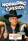 Cover for Hopalong Cassidy (Fawcett, 1946 series) #59
