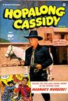 Cover for Hopalong Cassidy (Fawcett, 1946 series) #67
