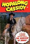 Cover for Hopalong Cassidy (Fawcett, 1946 series) #68