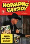 Cover for Hopalong Cassidy (Fawcett, 1946 series) #69