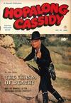 Cover for Hopalong Cassidy (Fawcett, 1946 series) #70