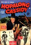 Cover for Hopalong Cassidy (Fawcett, 1946 series) #77