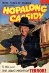 Cover for Hopalong Cassidy (Fawcett, 1946 series) #82