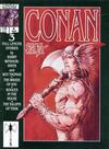 Cover for Conan Saga (Marvel, 1987 series) #4 [Direct Market Edition]