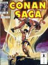 Cover for Conan Saga (Marvel, 1987 series) #10