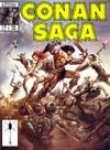 Cover for Conan Saga (Marvel, 1987 series) #12