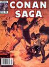 Cover for Conan Saga (Marvel, 1987 series) #14