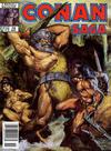 Cover for Conan Saga (Marvel, 1987 series) #19