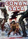 Cover for Conan Saga (Marvel, 1987 series) #20